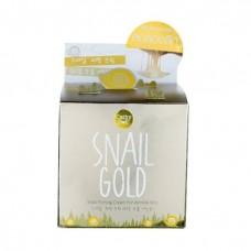Snail gold cream Cathy doll 50 g