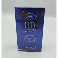 BB cream Mousse oil control SPF 25 PA++ Mistine 15 g